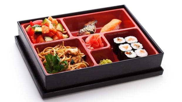 Q. How to Lose Weight with Bento Box Meals Promo Image