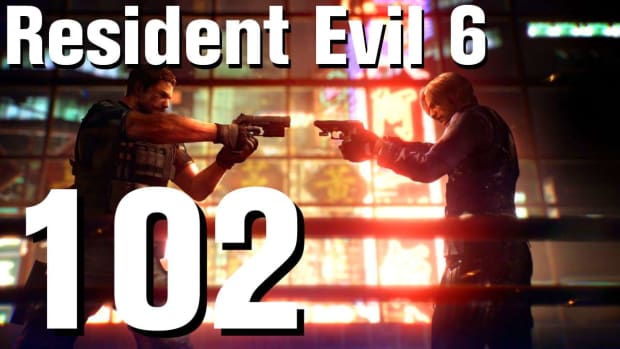 ZZZX. Resident Evil 6 Walkthrough Part 102 - Chapter 17 Promo Image