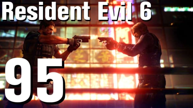 ZZZQ. Resident Evil 6 Walkthrough Part 95 - Chapter 16 Promo Image