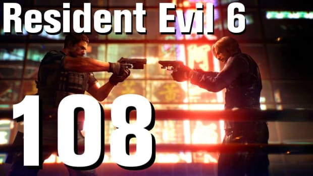 ZZZZD. Resident Evil 6 Walkthrough Part 108 - Chapter 19 Promo Image