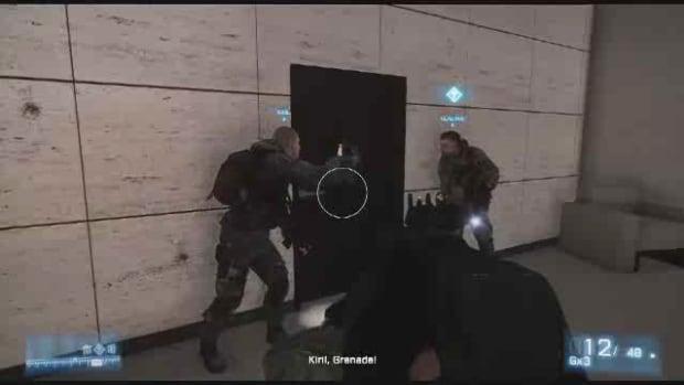 ZC. Battlefield 3 Walkthrough Part 29 - Kaffarov Promo Image