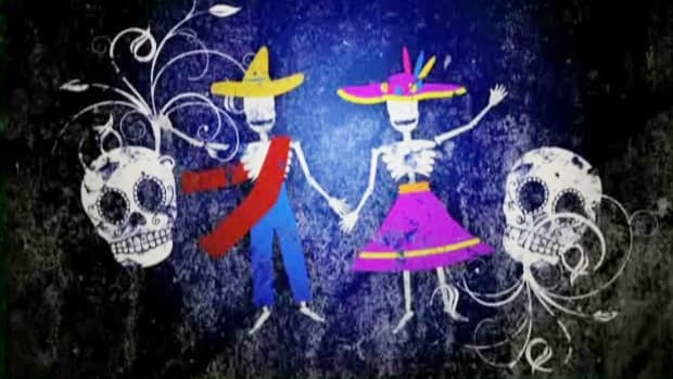 F. How to Celebrate the Day of the Dead Promo Image
