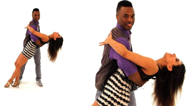 N. How to Fuse Salsa Moves into Bachata Dance Promo Image