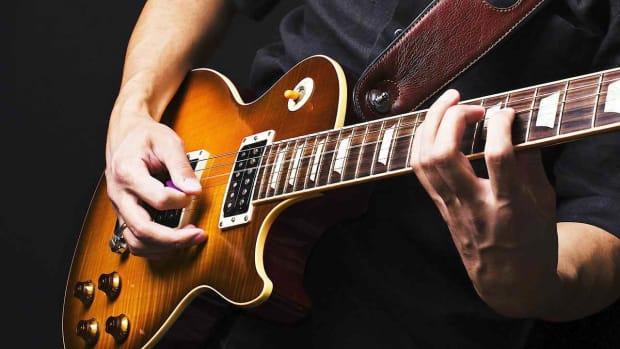 J. Best Electric Guitar for a Beginner Promo Image