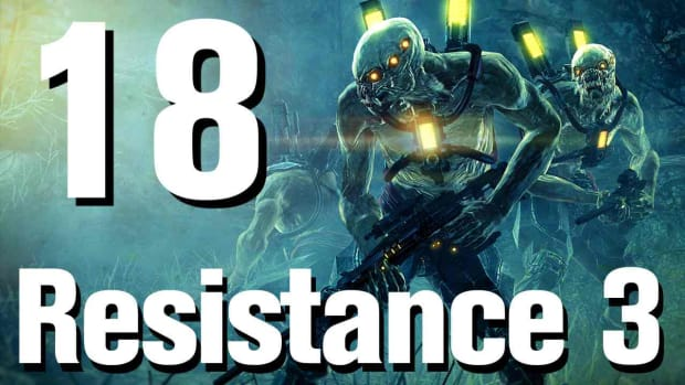 R. Resistance 3 Walkthrough Part 18: Plan B Promo Image