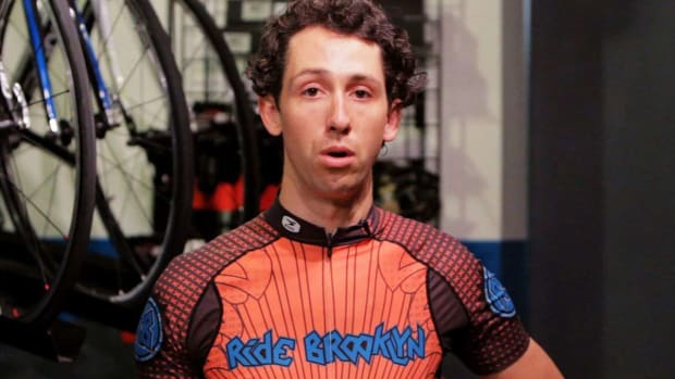R. What Should You Eat before a Bike Race? Promo Image