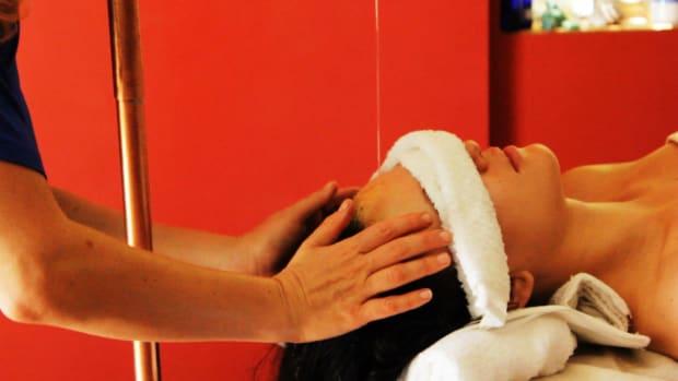 E. 5 Pranas or Vayus of Ayurvedic Massage Promo Image