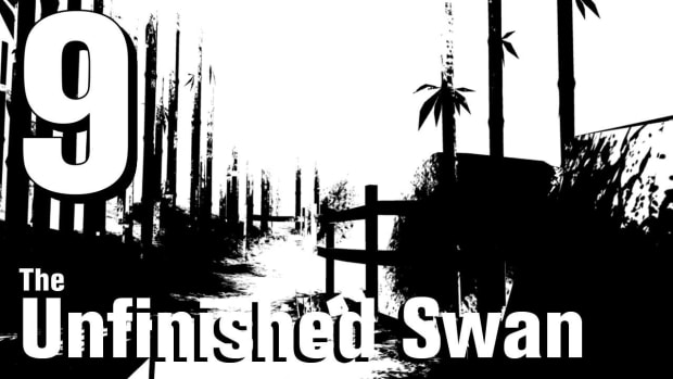 I. The Unfinished Swan Walkthrough Part 9 - Chapter 2 Promo Image