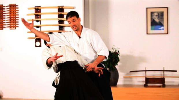 ZG. What Is the Role of Uke in Aikido? Promo Image