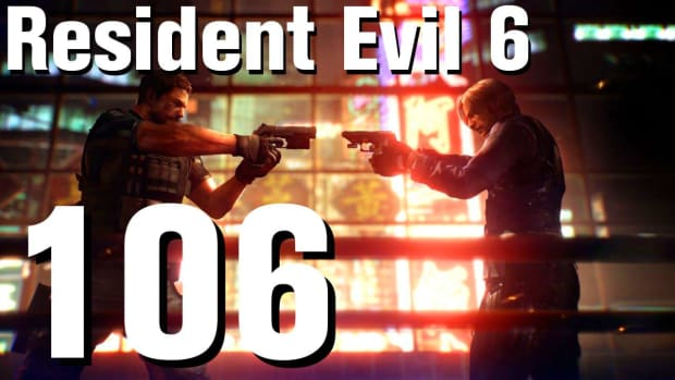 ZZZZB. Resident Evil 6 Walkthrough Part 106 - Chapter 19 Promo Image