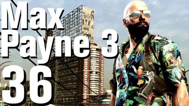 ZJ. Max Payne 3 Walkthrough Part 36 - Chapter 11 Promo Image