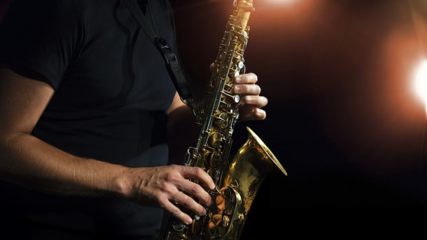 ZG. How to Play C Major Scale & A Minor on the Sax Promo Image