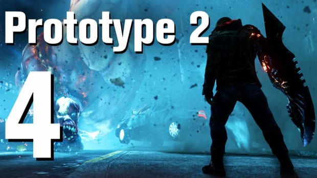 D. Prototype 2 Walkthrough Part 4 - Hunting Promo Image