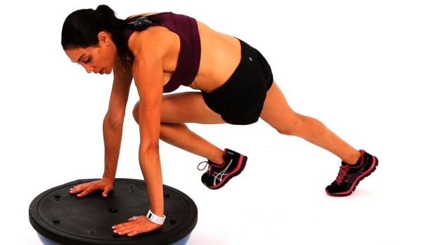 ZN. How to Strengthen Your Core with Bosu Ball Exercises Promo Image