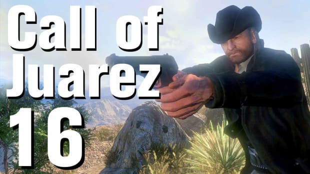 P. Call of Juarez The Cartel Walkthrough: Chapter 4 (4 of 4) Promo Image