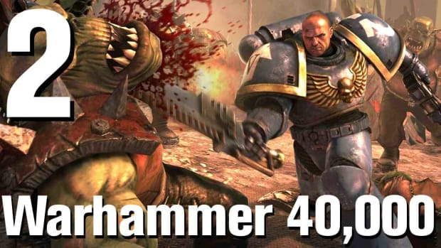 B. Warhammer 40K Space Marine Walkthrough Part 2: Against All Odds Promo Image