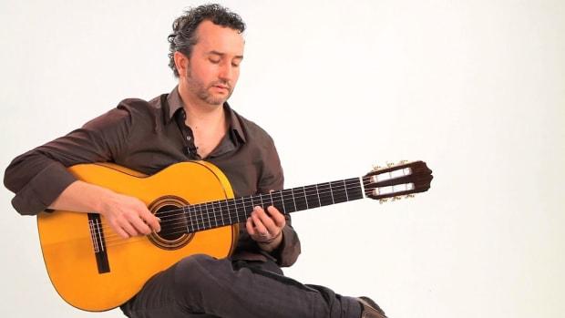 Z. Flamenco Guitar Techniques: How to Put Together a Tremolo Piece Promo Image