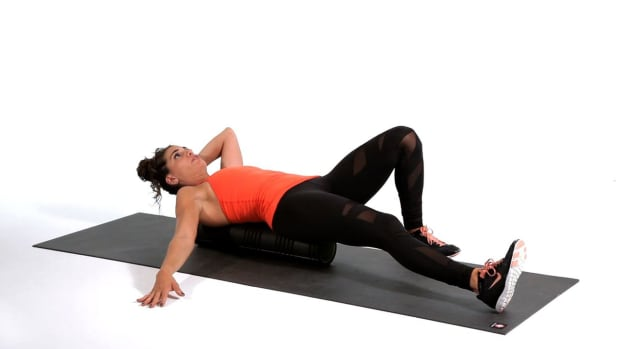 V. How to Foam Roll Your Rhomboids Promo Image