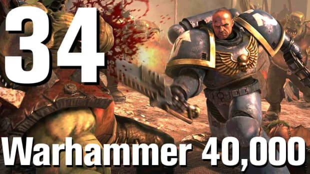 ZG. Warhammer 40K Space Marine Walkthrough Part 34: Dying of the Light Promo Image