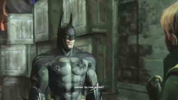 ZO. Batman Arkham City Walkthrough Part 41 - Steel Mill - Joker Promo Image