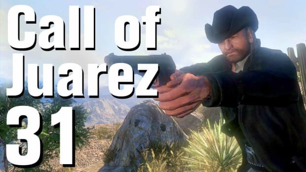 ZE. Call of Juarez The Cartel Walkthrough: Chapter 9 (1 of 3) Promo Image