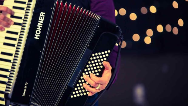 H. How to Play the Accordion with Your Left Hand Promo Image