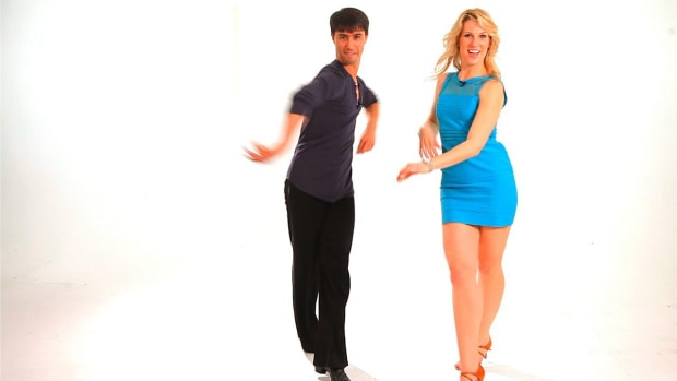 S. How to Dance an Advanced Cha-Cha Routine Promo Image