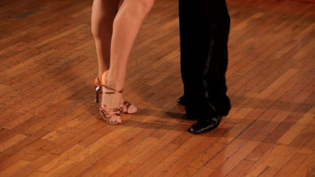 A. How to Do Basic Swing Dance Steps Promo Image