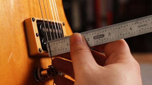 X. How to Set Pickup Height on Gibson Les Paul Electric Guitar Promo Image