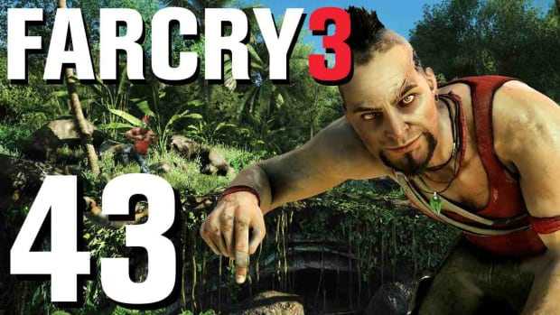 ZQ. Far Cry 3 Walkthrough Part 43 - Deepthroat Promo Image