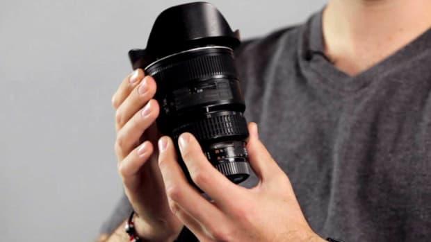 B. 7 Basics about Digital Camera Lenses Promo Image