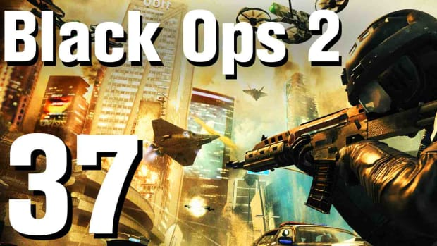 ZK. Black Ops 2 Walkthrough Part 37 - Cordis Die Promo Image
