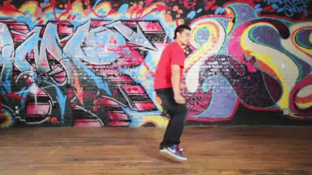 G. How to Do the Toprock Side Step B-Boy Dance Move Promo Image
