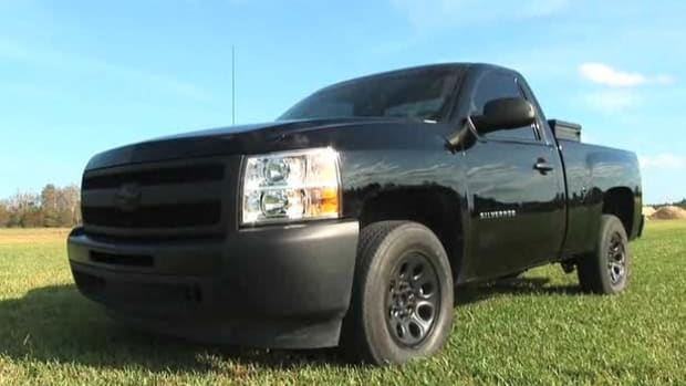 D. How to Buy a Pickup Truck Promo Image