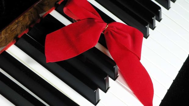 "A. How to Play ""12 Days of Christmas"" on Piano Promo Image"