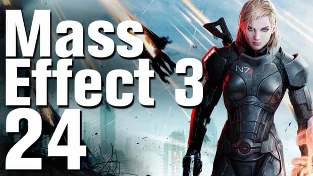 X. Mass Effect 3 Walkthrough Part 24 - Grissom Academy Promo Image