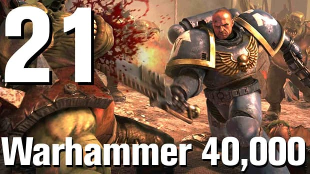 T. Warhammer 40K Space Marine Walkthrough Part 21: Whispers of the Dead Promo Image
