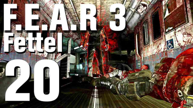 T. F.E.A.R. 3 Fettel Walkthrough Part 20: Suburbs (2 of 6) Promo Image