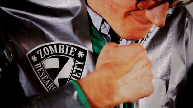 Z. Number 1 Rule of Zombie Combat Promo Image