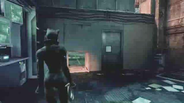 ZR. Batman Arkham City Walkthrough Part 44 - Catwoman - Strange's Vault Promo Image