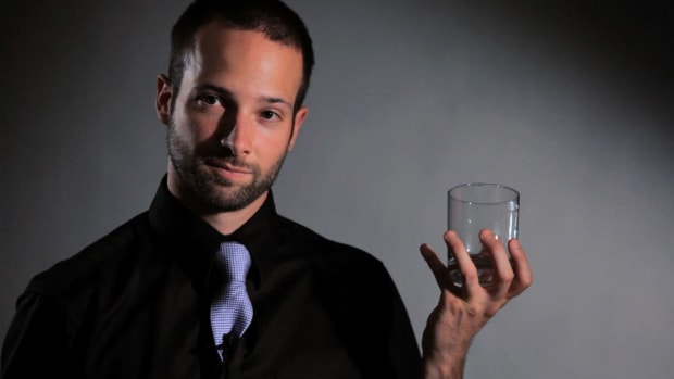 ZO. How to Learn Flair Bartending with Chris Cardone Promo Image