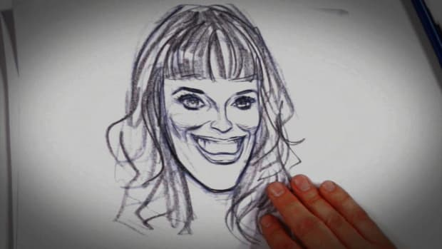 L. How to Draw Katy Perry Promo Image