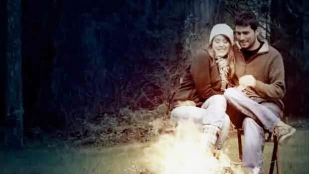 ZH. How to Create a Romantic Experience on a Camping Trip Promo Image