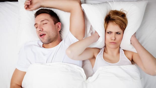 M. What Are the Best Snoring Cures? Promo Image