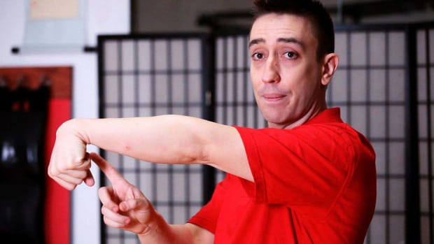 M. How to Do a Hyun Sau aka Circling Hand in Wing Chun Promo Image
