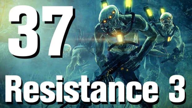 ZK. Resistance 3 Walkthrough Part 37: Commitment Promo Image