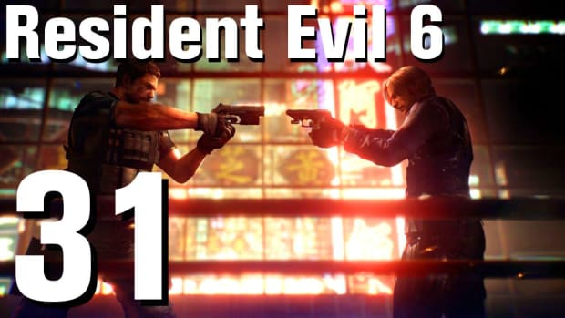 ZE. Resident Evil 6 Walkthrough Part 31 - Chapter 4 Promo Image
