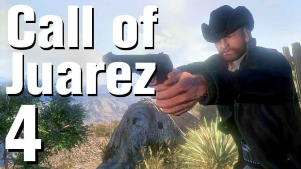 D. Call of Juarez The Cartel Walkthrough: Chapter 1 (3 of 5) Promo Image