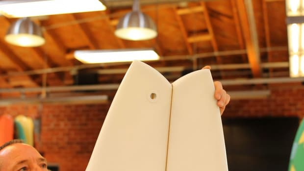 ZC. What Is a Swallow Tail Surfboard? Promo Image