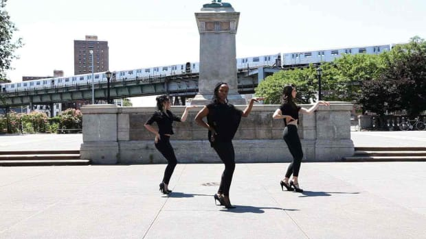 U. How to Dance like Beyonce in Single Ladies, Part 6 Promo Image